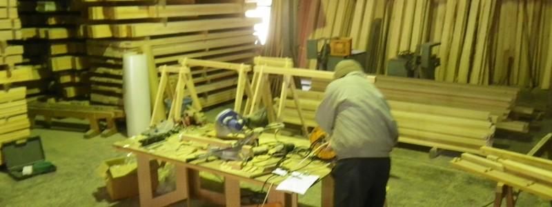 宿輪木制作