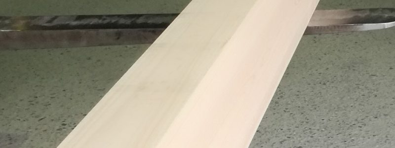 桧の桁、4m105×180、三方役、
