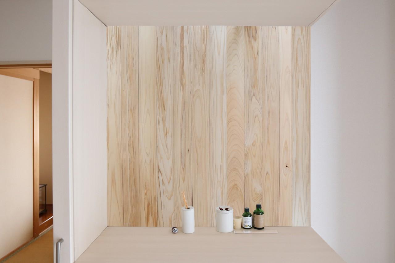 しもで木材|玄関施工例2