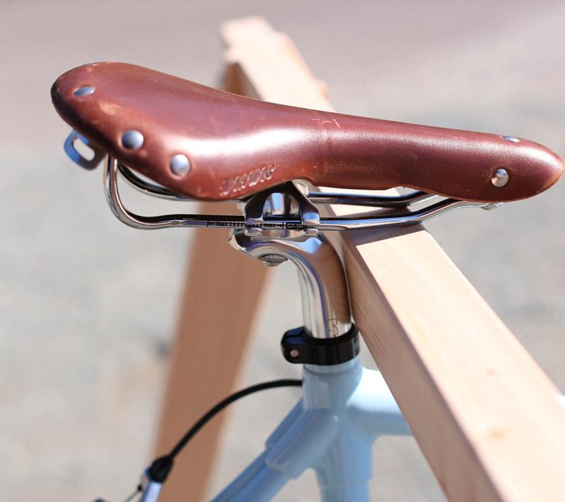大切な自転車を守ります