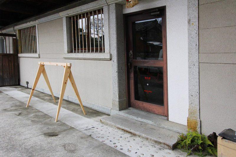 しもで木材|桧のバイクスタンド8
