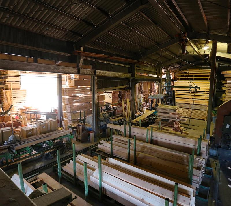 しもで木材|会社案内1